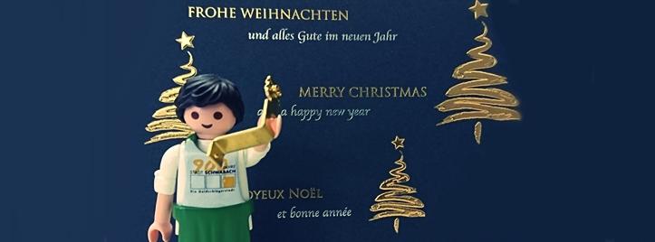 Das Weihnachten.Brema Werk Wünscht Frohe Weihnachten Und Einen Guten Start In Das